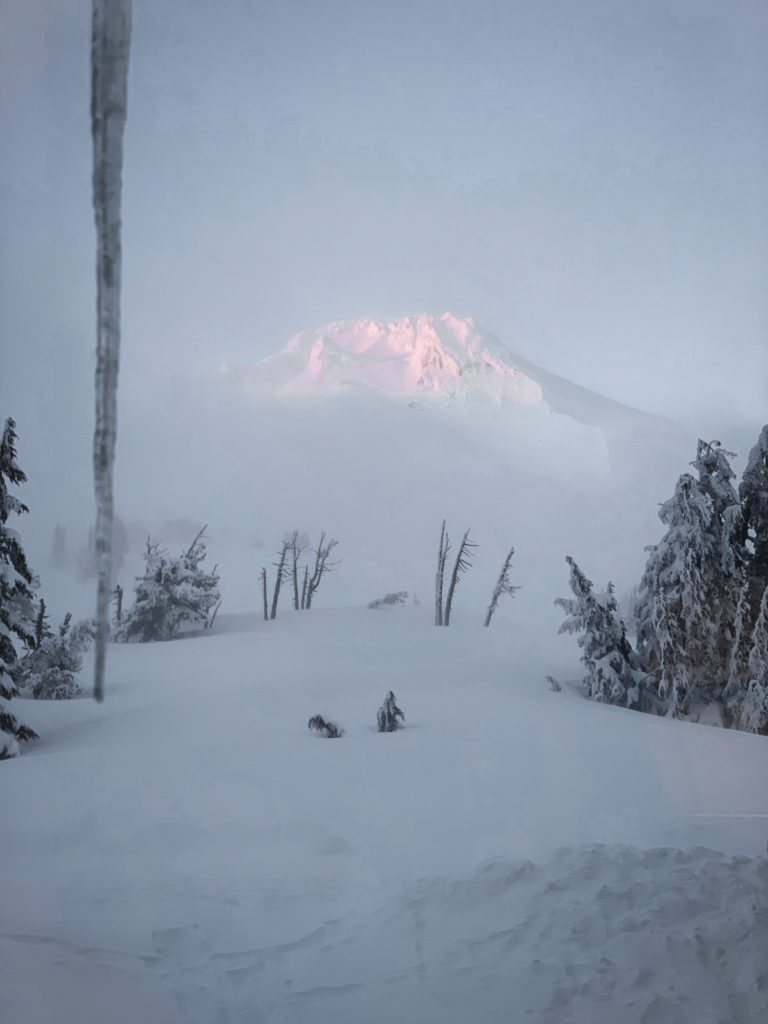 Mt Hood Dusk